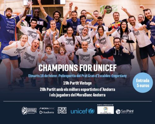 champions for unicef 2020